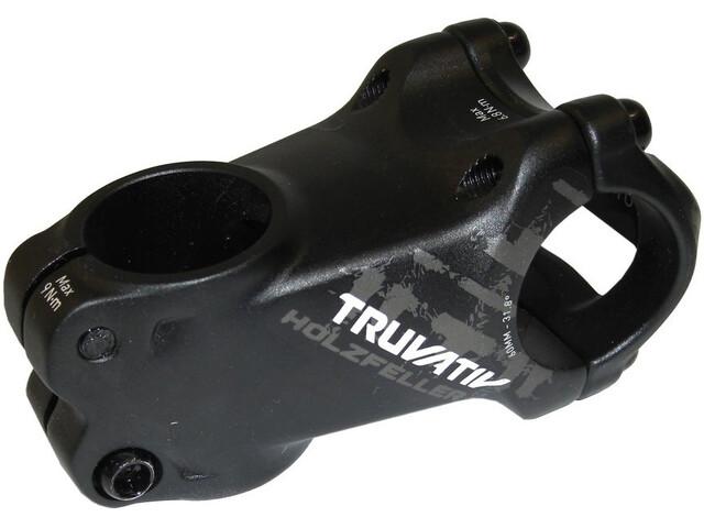 Truvativ Holzfeller Stem Ø31,8mm 1 1/8, blast black